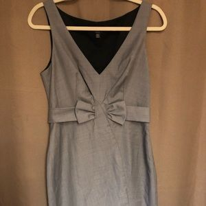 Ted Baker Suit Bow Dress Gray Size 3